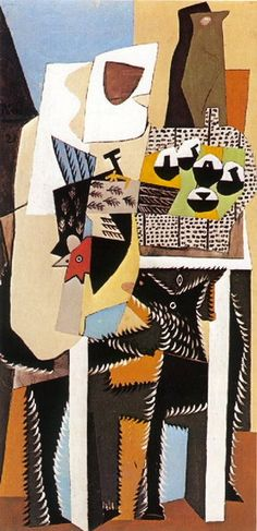 """Pablo Picasso - """"Dog and Rooster"""". 1921"""