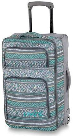 aabd937e557 Dakine Girls Overhead Luggage Sierra Suitcases For Teens, Teen Luggage,  Luggage Backpack, Wanderlust
