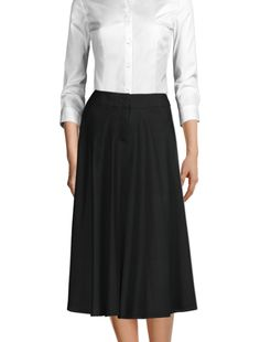 Midi skirts are the perfect addition to your Spring wardrobe ☀️ Made to YOUR measurements! Midi Skirts, Wool Skirts, Suits For Women, Put On, Perfect Fit, High Waisted Skirt, Womens Fashion, Fashion Trends, Shirt Dress