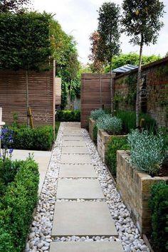 Small Backyard Gardens, Backyard Garden Design, Small Backyard Landscaping, Small Garden Design, Farm Gardens, Outdoor Gardens, Diy Garden, Landscaping Ideas, Backyard Pools