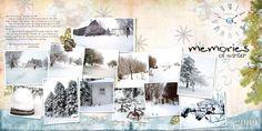 Memories of winter - Scrapbook.com