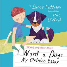 I Want a Dog - Paperback