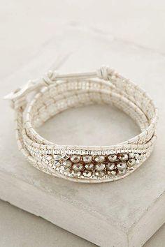 White Sands Wrap Bracelet