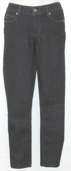 "PAIGE sz 28 Black Verdugo Ultra SKINNY Jeans NEW/NWOT 27"" Inseam #Paige #SlimSkinny"