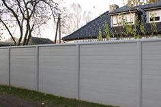 Fence Wall Design, Front Wall Design, The Prestige, Bristol, New Homes, Home And Garden, Outdoor Decor, Exterior, House