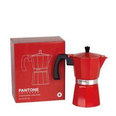 Pantone 6 Cup Coffee Percolator - Ketchup Red: Image 11