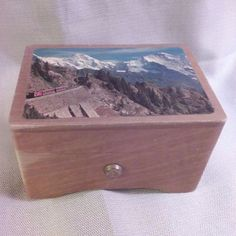 Vintage Music box Reuge S. Brienzerburli Switerzerland