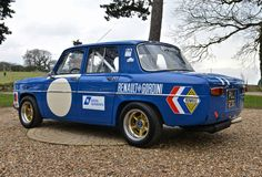"""Always wanted one of these. Or at least a part share!"" KB 1969 Renault R8 Gordini 1300cc LHD"