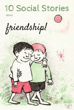 friendship social stories
