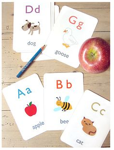 Free Printable Alphabet Flash Cards  direc t link here: http://www.mrprintables.com/printable-alphabets.html