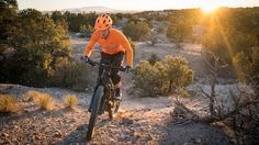 Electric Mountain Bikes Are Finally Fun to Ride