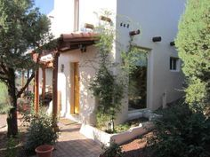 Green home in Prescott, AZ