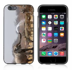 Elephant Spraying Zebras Case / Cover For Apple Iphone 6 or 6S by Atomic Market. Manufactured and Designed For The Iphone 6 / 6S By Atomic Market. Rubber Sides That Protect The Sides Of Your Phone. Cases Do Have A Slight Lip To Protect The Front Glass. Slim fit wrap case allows easy access to all buttons, controls and ports. Works With All USA Carriers.