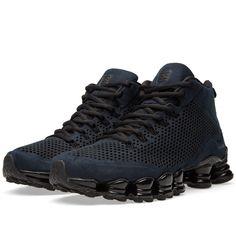 414ff69365a13e Nike Shox TLX Mid SP - Black