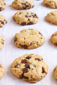 Ultimate Vegan Chocolate Chip Cookies   The Mostly Vegan