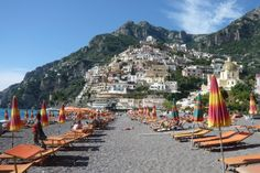 Marina Grande Beach | Sorrento and Amalfi Coast
