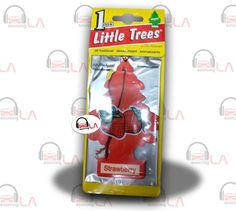 Sourcing-LA: Little Trees Hanging Car and Home Air Freshener, S...