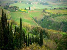 VisitsItaly.com - Walking Tours of Tuscany - Hiking Tours of Tuscany