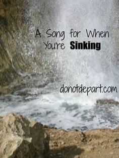 A Song for When You're Sinking - DoNotDepart