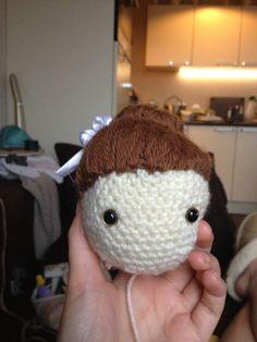 Amigurumi doll - crochet