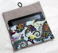 Ideias de Costura - Capas telemóveis e tablets #2 ~ LOJA SINGER PORTO