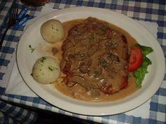 Jaeger Schnitzel (German) Recipe