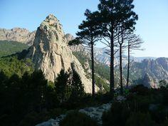 Corsica, Trail A Corsa di a Pieva di Lota.