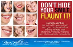 When #teeth and #gums are #healthy, it shows. Share your beautiful #smile. Call 316-768-4050. #DrTroilo #Wichita #RoseHill #CosmeticDentistry http://www.rosehilldental.com/cosmetic-dentistry/