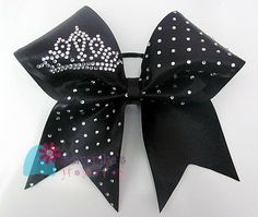 Cheer Bow by SamanthasHats on Etsy, $17.00