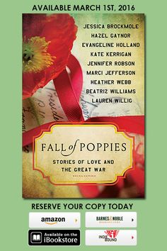 Cover Reveal: Fall of Poppies