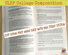 clep essay topics in cold
