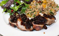 Grilled Cranberry Maple Dijon Pork Tenderloins Recipe on Yummly