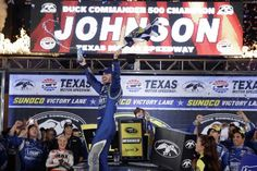 NASCAR at Texas 2015: Winners and Losers from the Duck Commander 500