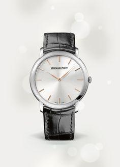"""Understated elegance"" - #GiftGuide #ExperienceTheExceptional #15180 #JulesAudemars"