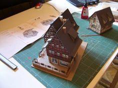 Construcción casas de Vollmer, ref.: 3694.