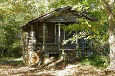 old house in Hazel Green, Alabama