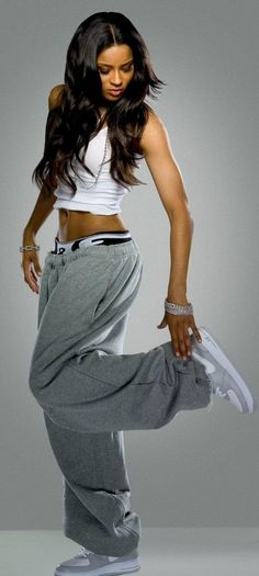 pretty girl swag! #ciara                                                                                                                                                     More
