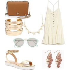 Untitled #195 by mazzo-sofia on Polyvore featuring polyvore fashion style Current/Elliott Elorie Tory Burch Boohoo Charlotte Russe River Island
