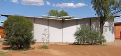 The Alice Springs Steiner School Stage 2: Multipurpose rooms and administration Stephen Lumb Architect
