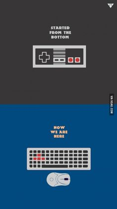 Started from nintendo ... lawl