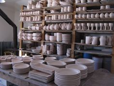 More pots from Stonethrow Pottery in Restoule