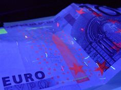 Various security features have been incorporated into the euro banknotes. They will help you to recognise a genuine banknote at a glance. Always check several features. It only takes a few seconds to check a banknote. Just feel it, look at it and tilt it. http://www.currencymeeting.com/security.php