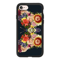f44f073a0f272 Spring Butterfly Floral - iPhone 7 Case And Cover ( 40) ❤ liked on Polyvore