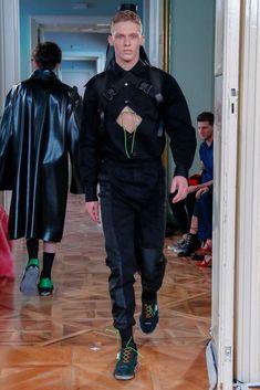 Jan Cerny Fall-Winter 2018 - Mercedes-Benz Prague Fashion Week Prague, Canada Goose Jackets, Mercedes Benz, Fall Winter, Runway, Winter Jackets, Fashion, Moda Masculina, Cat Walk