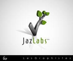 Logo design for new startup incubator by Les Graphistes