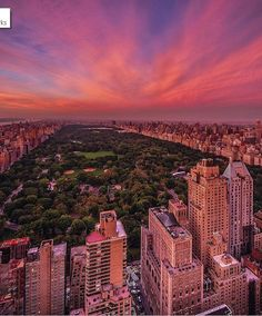 Cotton candy skies by Maybelline | via newyorkcityfeelings.com - The Best Photos and Videos of New York City including the Statue of Liberty Brooklyn Bridge Central Park Empire State Building Chrysler Building and other popular New York places and attractions.