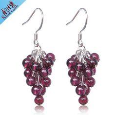 Crystal-natural-stone-drop-earring-rose-garnet-earrings-Women-grape-drop-earring-.jpg_350x350.jpg (350×350)