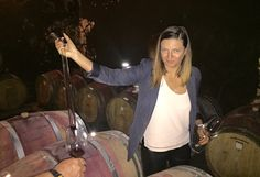 Spaswinefood:  Barrel Sampling at Domeniile Tohani Cellar, Dealu Mare, Romania