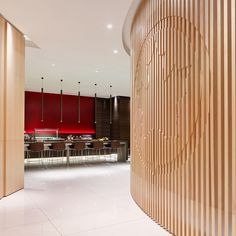 Maple Leaf Lounge (Heathrow) / Restaurant or Bar in a transport space / Dialogue 38