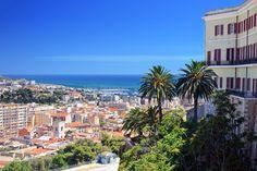 Cagliari Sardinien